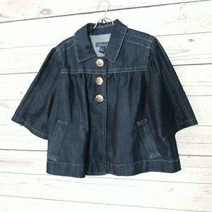 Baccini Blue Denim Jacket